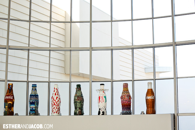World of Coca Cola Museum | Tourists at Home Atlanta Edition