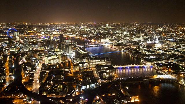 London Eye St Paul's