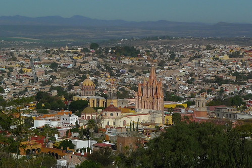 San Miguel Allende, Guanajuato, Mexico