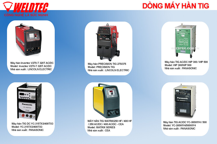 MÁY HÀN- Các loại máy hàn với giá theo giá niêm yết nhà cung cấp - 4