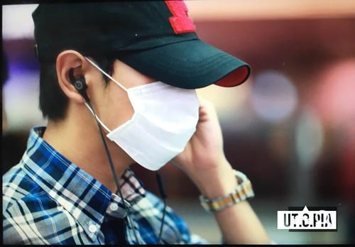 Big Bang - Incheon Airport - 05jun2016 - Utopia - 02
