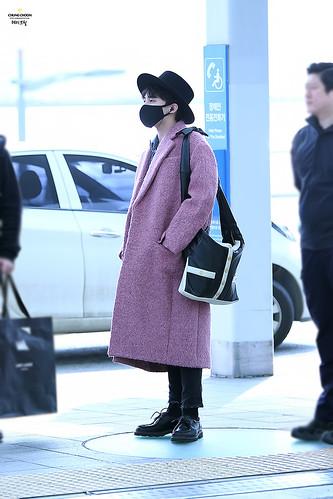 Big Bang - Incheon Airport - 21mar2015 - G-Dragon - avril_gdtop - 05