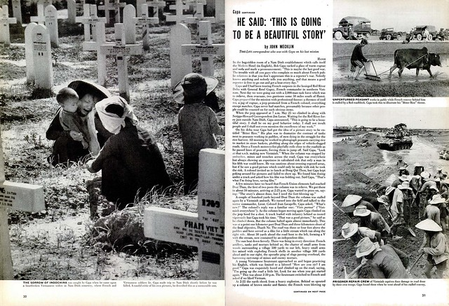 LIFE Magazine June 7, 1954 (3) - HE SAID: 'THIS IS GOING TO BE A BEAUTIFUL STORY'