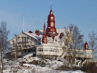 Ravintola Saaristo, Klippan, Helsinki