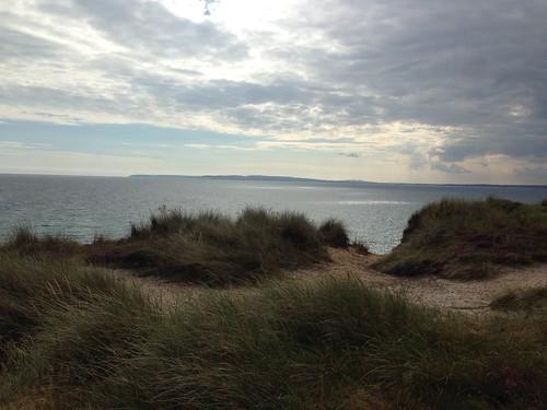 View from Hengistbury Head