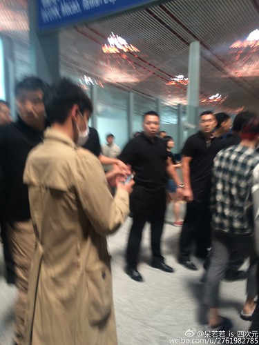 Big Bang - Beijing Airport - 07jun2015 - 呆若若_is_四次元 - 01