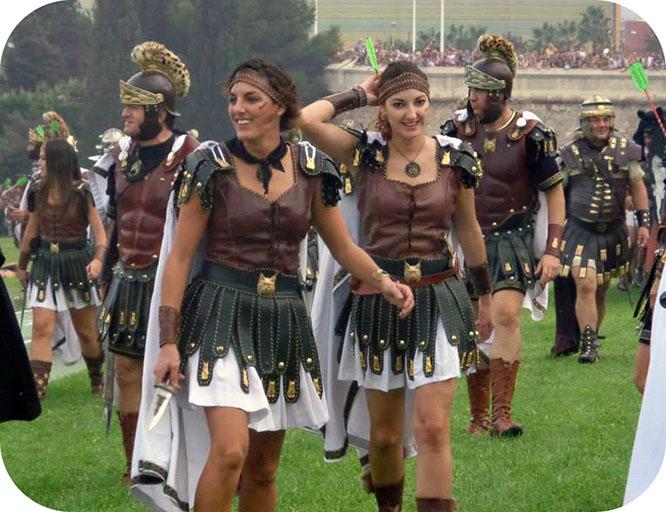 Carthagineses y Romanos: ¿Rigor histórico o machismo