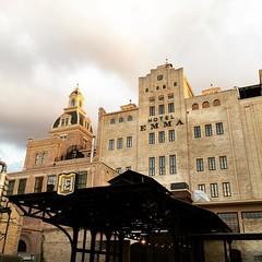Love this building. #magichour #sanantonio