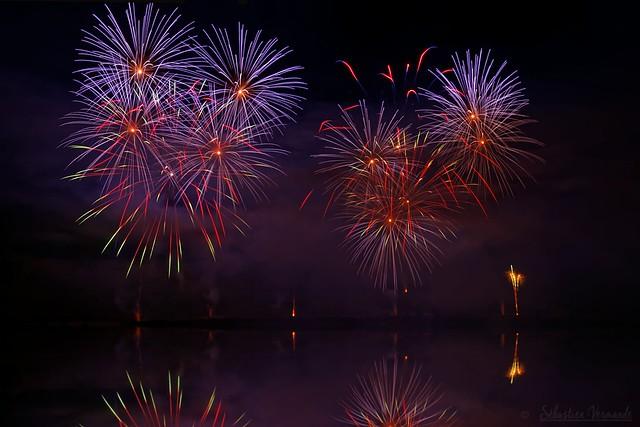 Fireworks Decazeville 2016