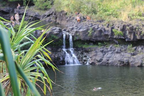 7 Sacred Pools, Maui