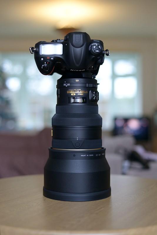 Nikon 200mm f2 ... F2