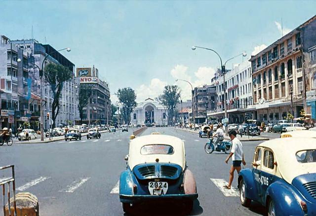 Lê Lợi Street - 1968