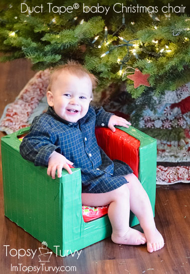 duck-tape-christmas-baby-chair