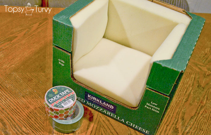 duck-tape-christmas-baby-chair-foam