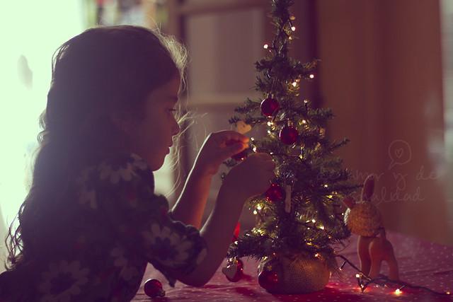Guillermina y su arbolito