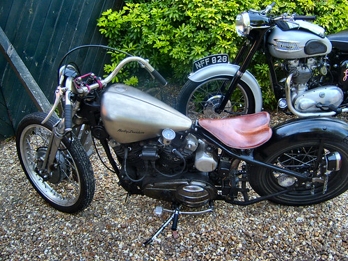 CLASSIC BIKES FROM YESTERYEAR..