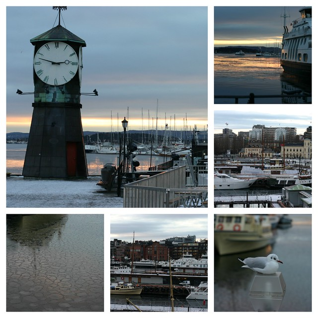 Waterfront Collage