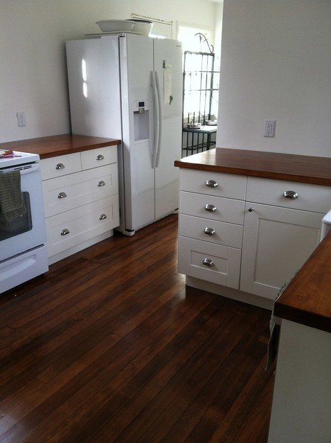 Kitchen Remodel nearly complete