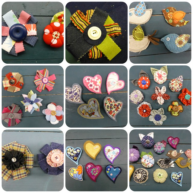 Brooches Classes Dec12