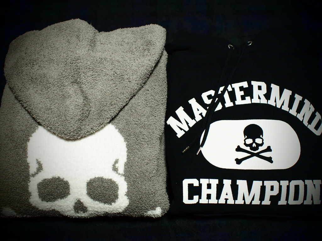 Barefoot Dreams® × mastermind JAPAN | Champion × mastermind JAPAN