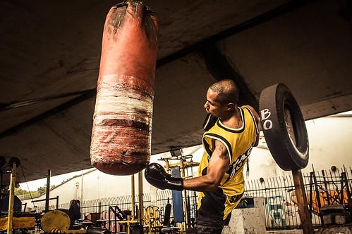 [フリー画像素材] スポーツ, 格闘技, ボクシング ID:201212210400