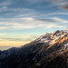 Small photo of Mt Sealy II at dawn, Mt Cook NP