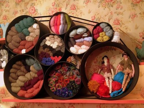 Atelier Crochet Chez Rrose Selavy