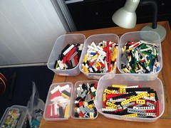 Organising the Lego (#1)