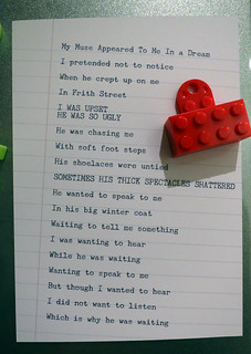 Lovely poem from & Other Stories