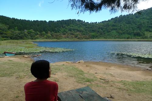 Laguna Verde - Apaneca, El Salvador