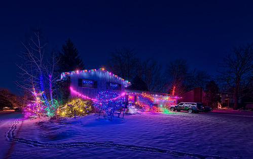 Casa de Christmas by Fort Photo