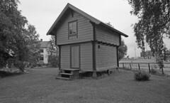Stabburet ved Eberg gård - Jonsvannsveien 80 (1982)