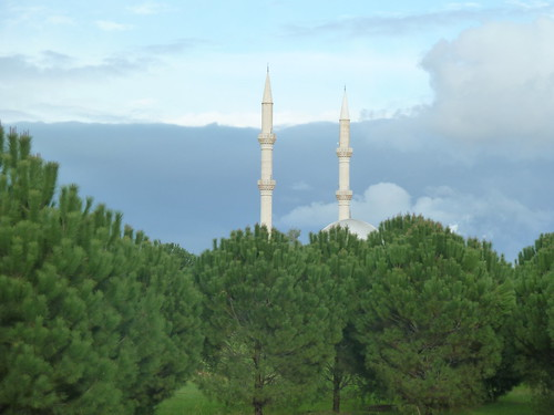 Minarets east of Adana by mattkrause1969