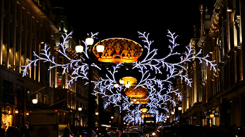 Regent Street 2012