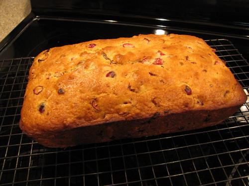 Cranberry Orange Bread Idiot S Kitchen