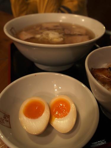 2012関西(秋) - 京都 - 坂內食堂 (1)