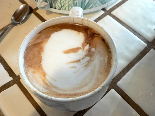 The Latte Over Innsmouth by lauralemay