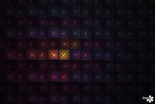 Wonky Tile Mosaic