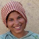 Egyptian Smiles in Tunis - Fayoum, Egypt