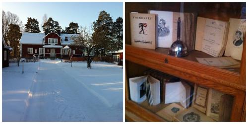 Resor 2012: Bokresan i Norrtälje