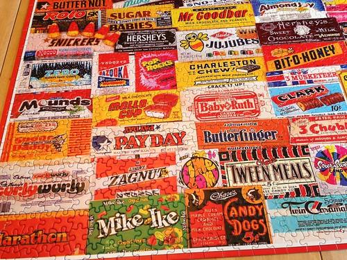 crazy 1000 piece puzzle