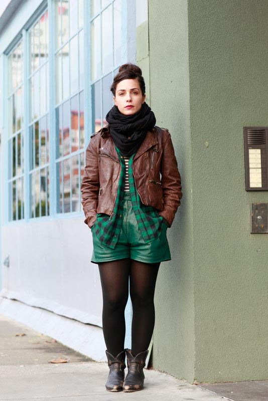 christina_4b street style, street fashion, women, San Francisco, Valencia Street