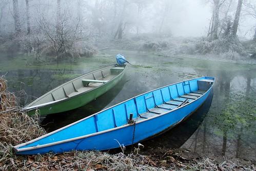 L'autunno imita l'inverno... by Claudio61 una foto ferma un ricordo nel tempo