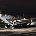 Spitfire IX TA805 G-PMNF - Biggin Hill Heritage Hangar by stu norris