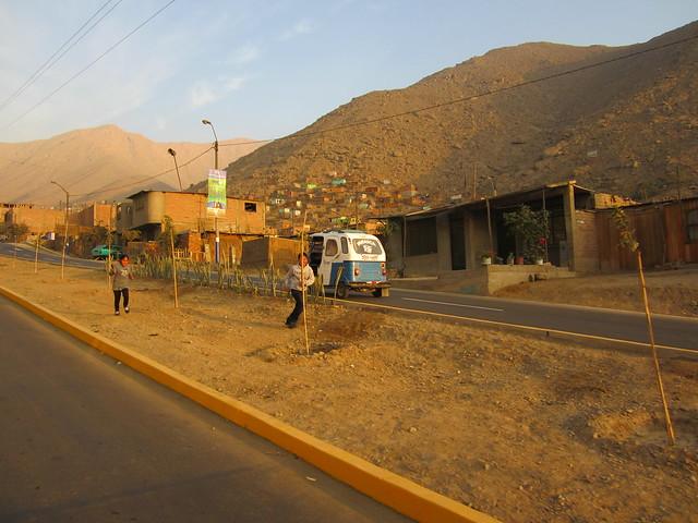 Zone Z, Huaycan
