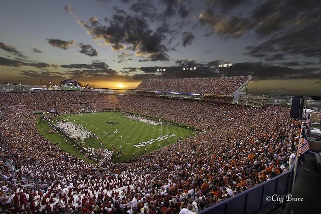 Iron Bowl 2011- Halftime - Auburn, Alabama