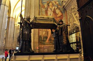 Tumba de Cristóbal Colón Catedral de Sevilla, sepulcro de la historia de américa - 8323105784 a7e021fbb7 n - Catedral de Sevilla, sepulcro de la historia de américa