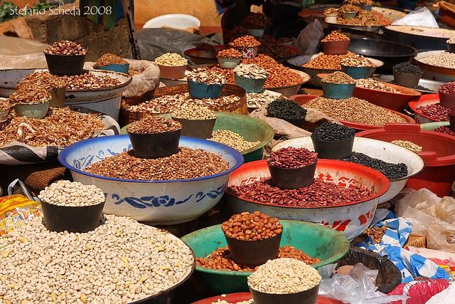 Foumban market - Cameroon