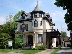 Hall-Streuber House, Erie, PA
