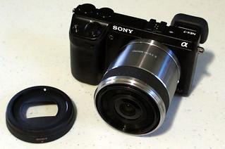 Sony NEX-7, Sony SEL30M35 3.5/30 Macro